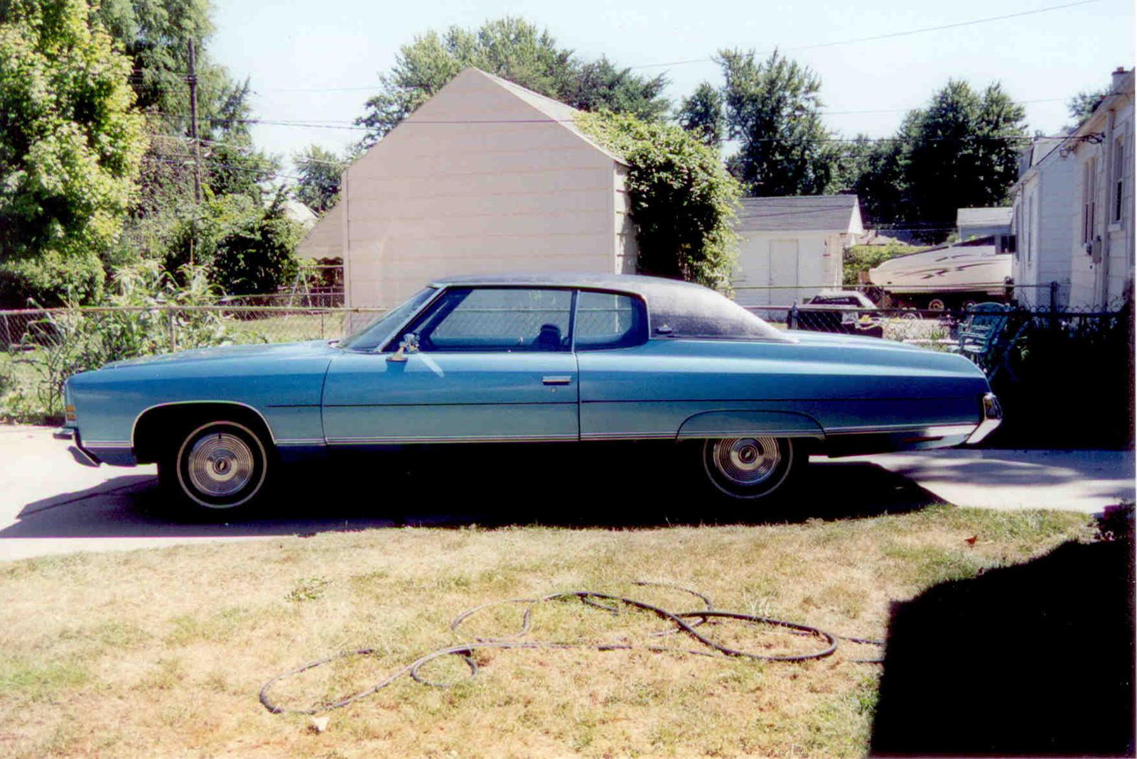 Chevrolet Caprice 1972 Photo - 1