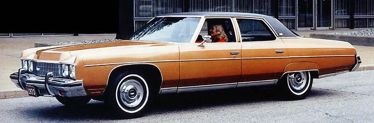 Chevrolet Caprice 1973 Photo - 1