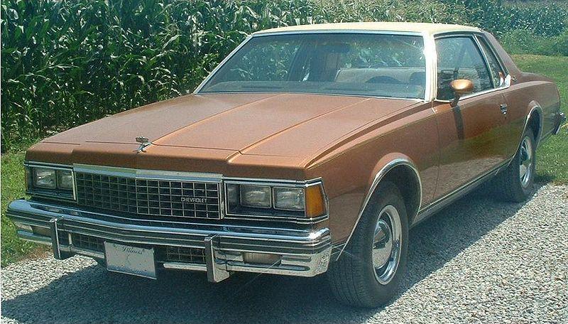 Chevrolet Caprice 1978 Photo - 1