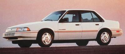 Chevrolet Cavalier 1992 Photo - 1