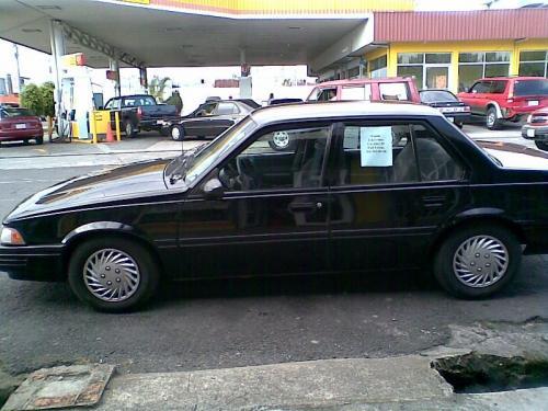 Chevrolet Cavalier 1993 Photo - 1