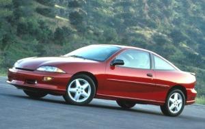 Chevrolet Cavalier 1996 Photo - 1