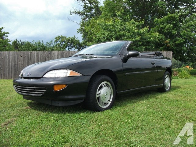 Chevrolet Cavalier 1997 Photo - 1