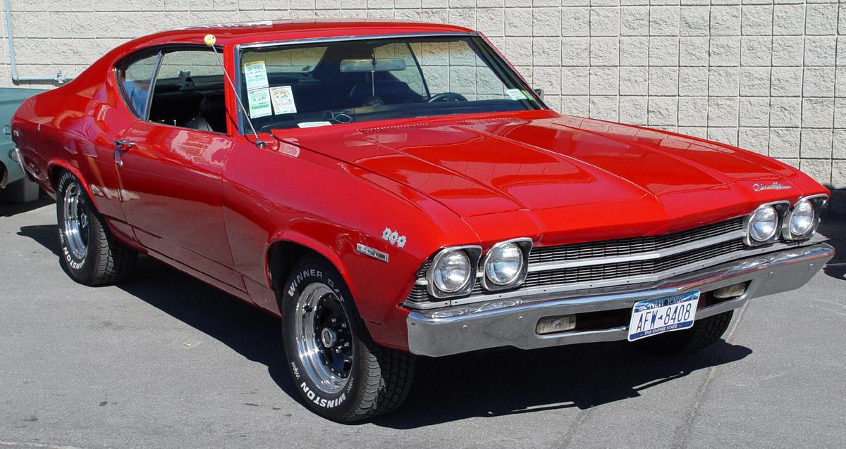 Chevrolet Chevelle 1969 Photo - 1