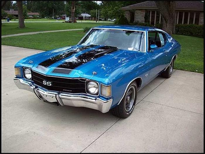 Chevrolet Chevelle 1972 Photo - 1
