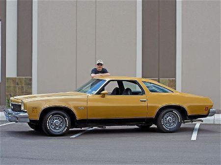 Chevrolet Chevelle 1973 Photo - 1