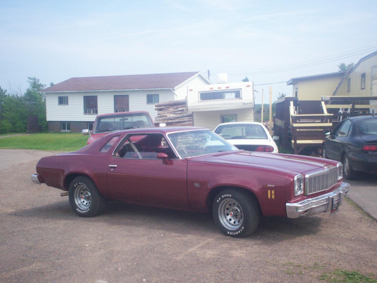 Chevrolet Chevelle 1975 Photo - 1