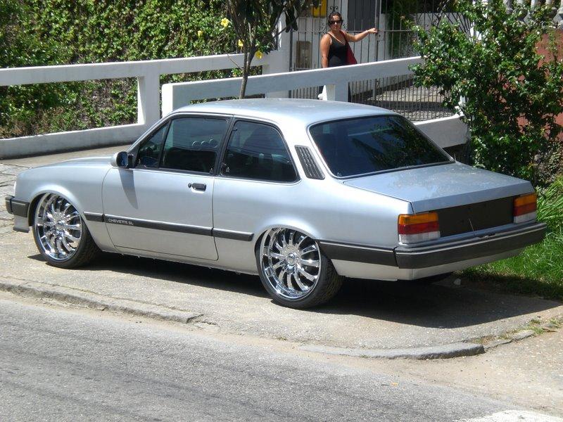 Chevrolet Chevette 1992 Photo - 1