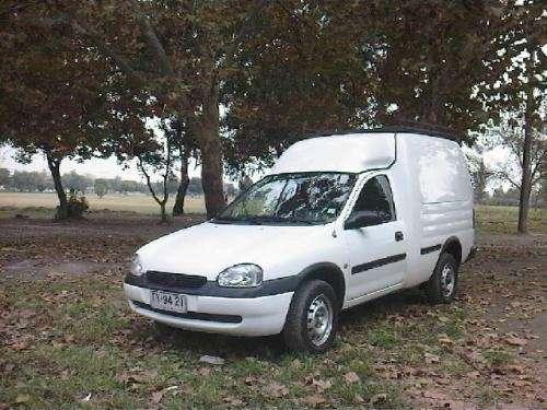 Chevrolet Combo 2000 Photo - 1