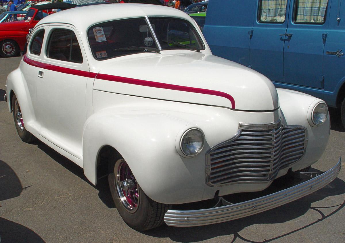 Chevrolet Coupe 1941 Photo - 1
