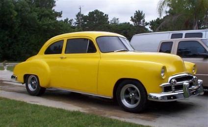 Chevrolet Coupe 1950 Photo - 1