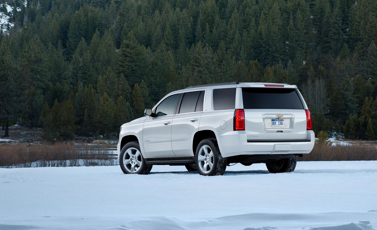 Chevrolet LT 2015 Photo - 1
