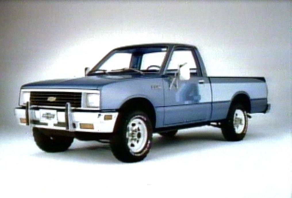 Chevrolet LUV 2003 Photo - 1