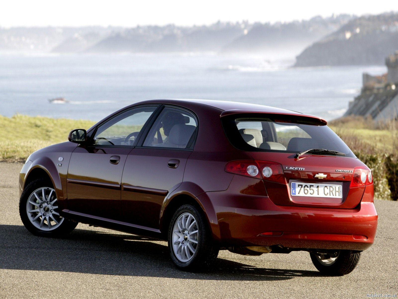 Chevrolet Lacetti 2006 Photo - 1