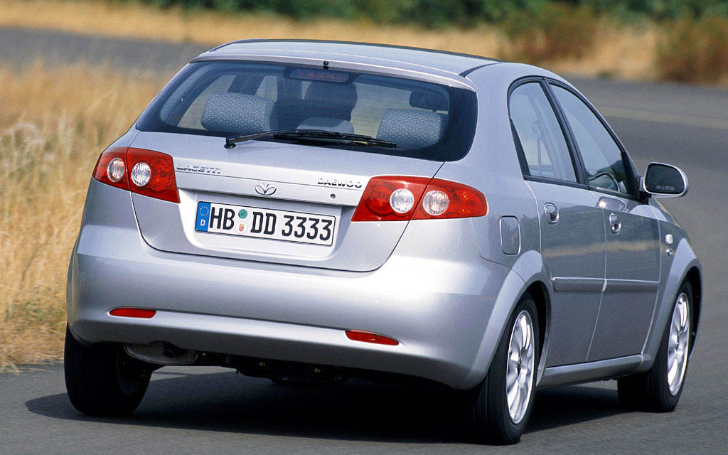 Chevrolet Lacetti 2014 Photo - 1