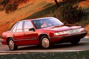 Chevrolet Lumina 1990 Photo - 1
