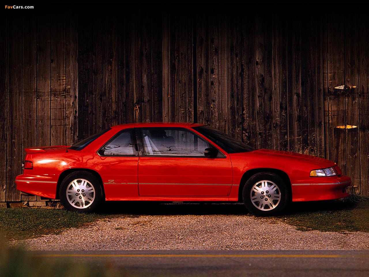 Chevrolet Lumina 1992 Photo - 1