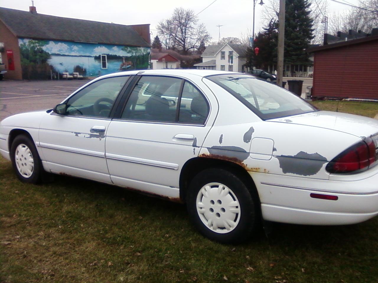 Chevrolet Lumina 1993 Photo - 1