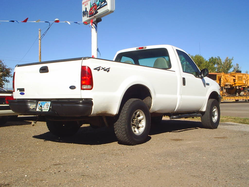 Ford 250 2000 Photo - 1