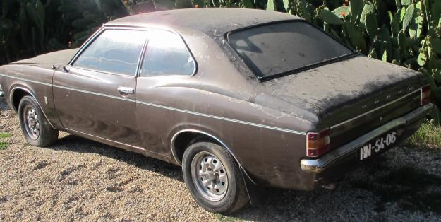 Ford Cortina 2000 Photo - 1