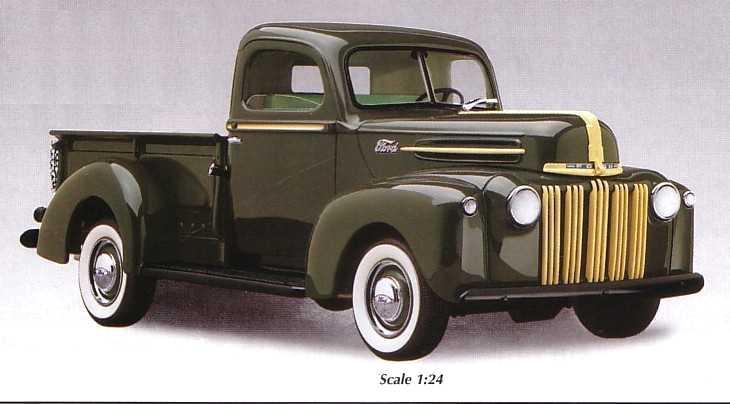 Ford Pickup 1942 Photo - 1