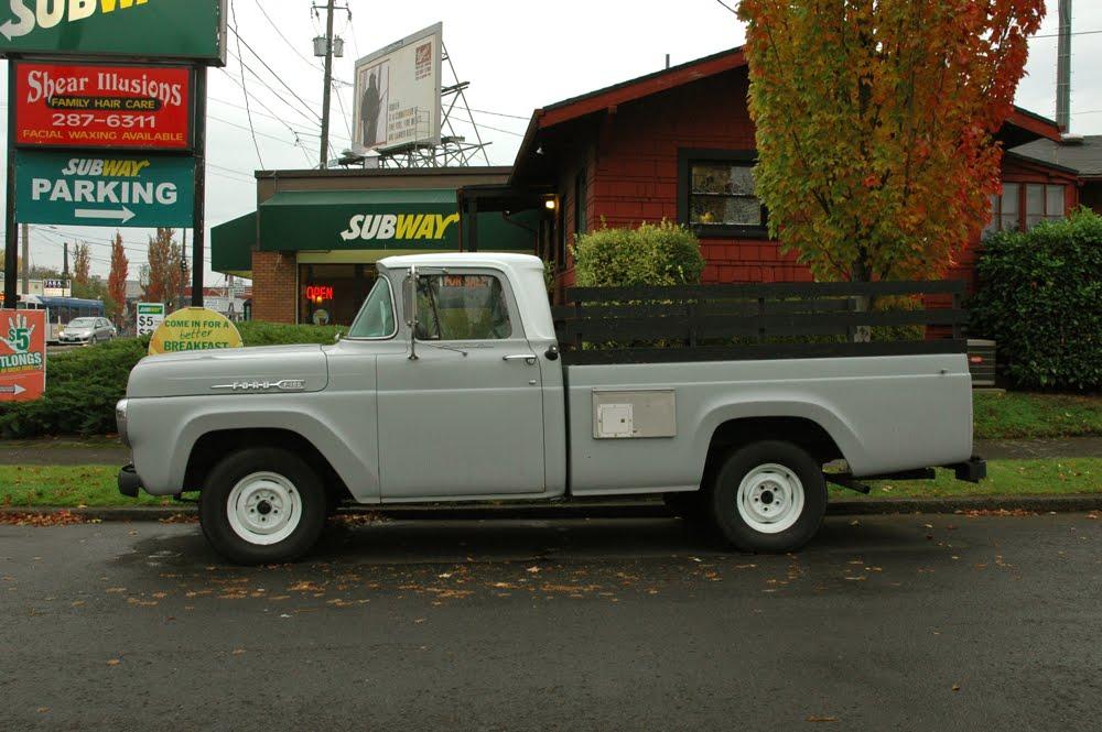 Ford Pickup 1960 Photo - 1