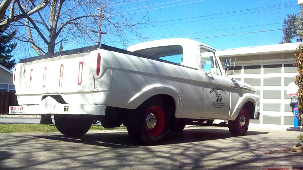Ford Pickup 1962 Photo - 1