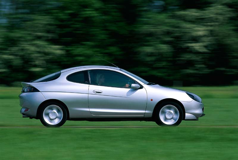Ford Puma 1998 Review Amazing Pictures And Images Look At The Car