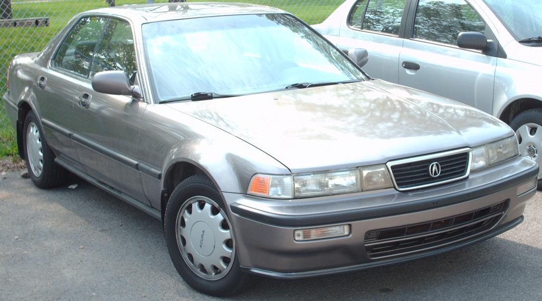 Acura Vigor 1992 Photo - 1