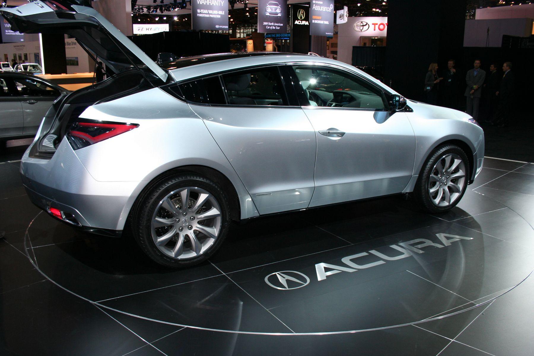 Acura ZDX 2009 Photo - 1
