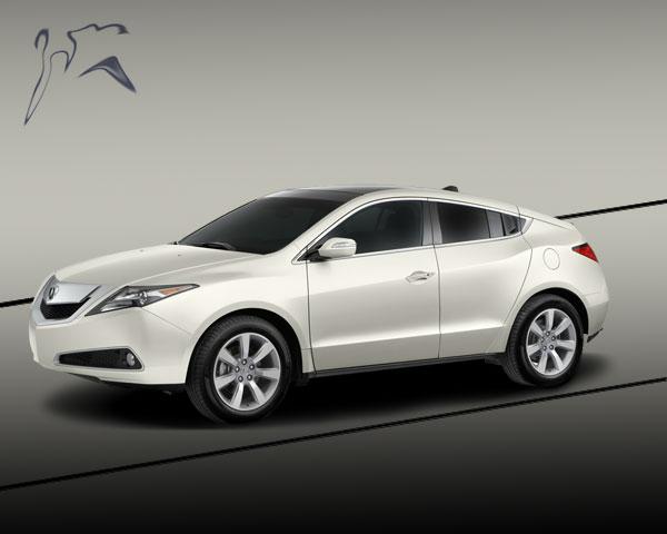 Acura ZDX 2012 Photo - 1