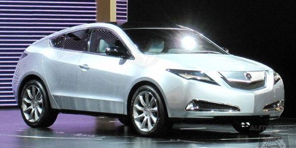 Acura ZDX 2013 Photo - 1