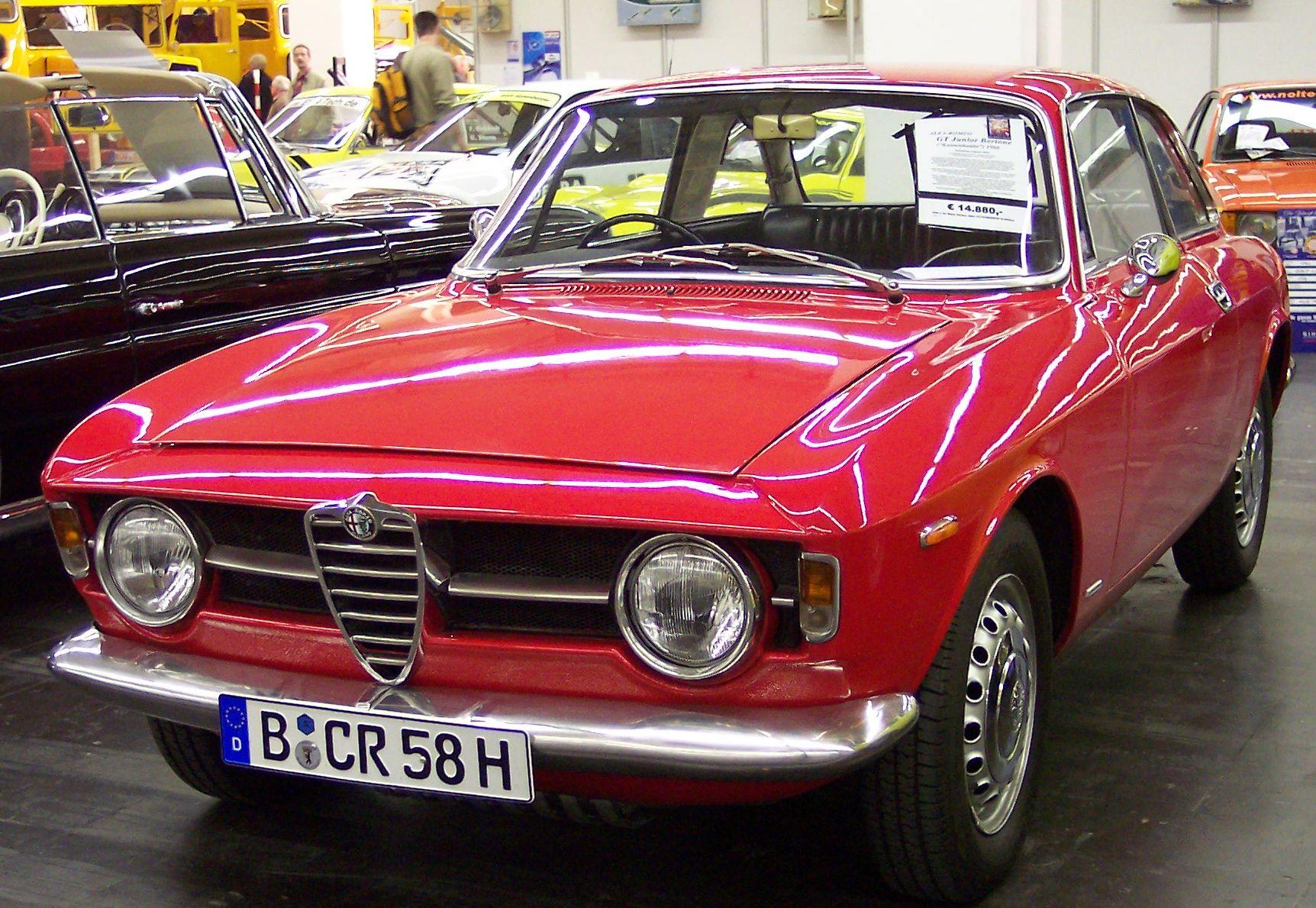 Alfa Romeo Junior 2000 Photo - 1