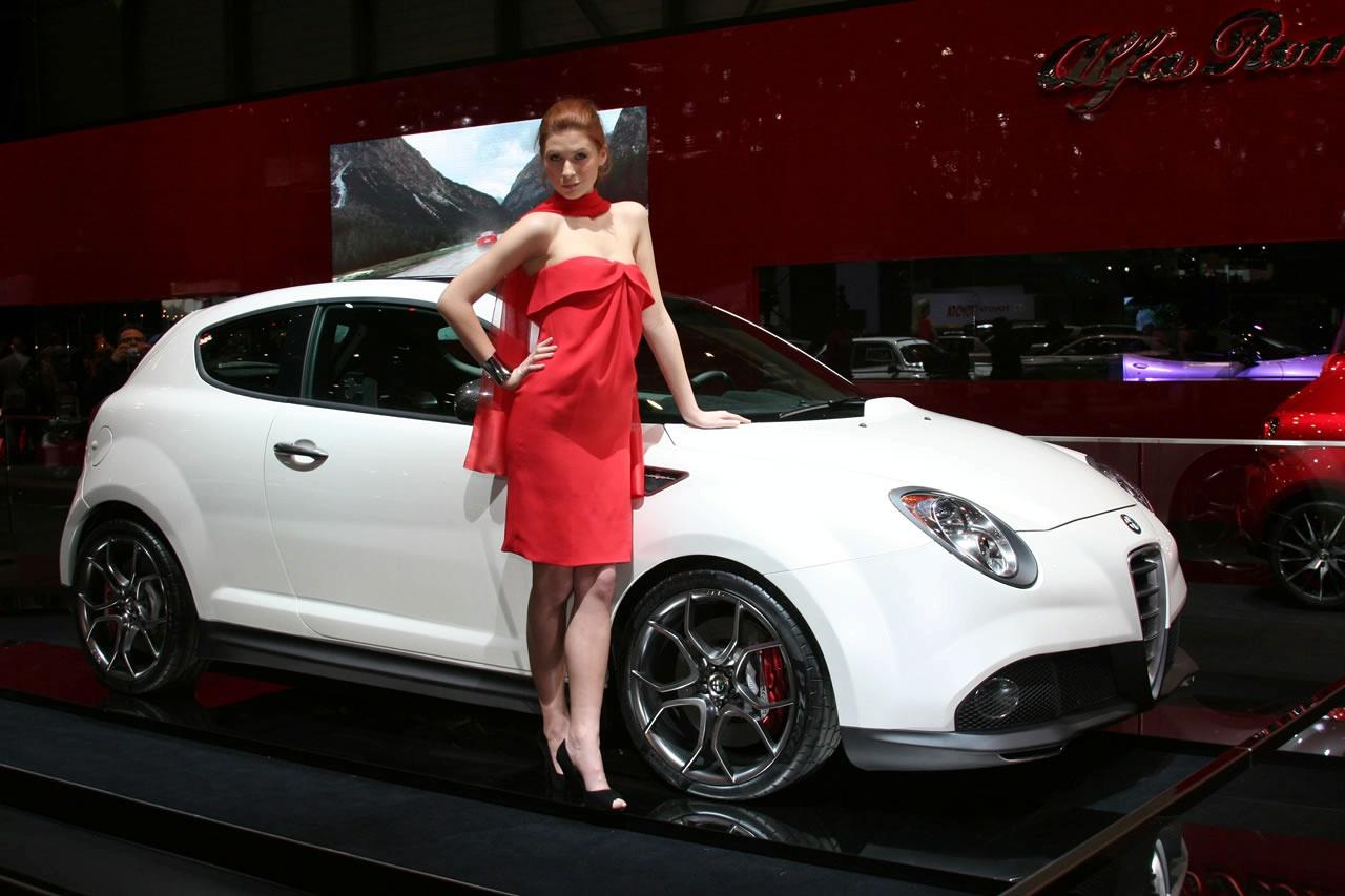 Alfa Romeo Mito 2012 Photo - 1