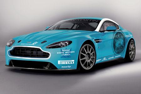 Aston Martin Vantage 2009 Photo - 1