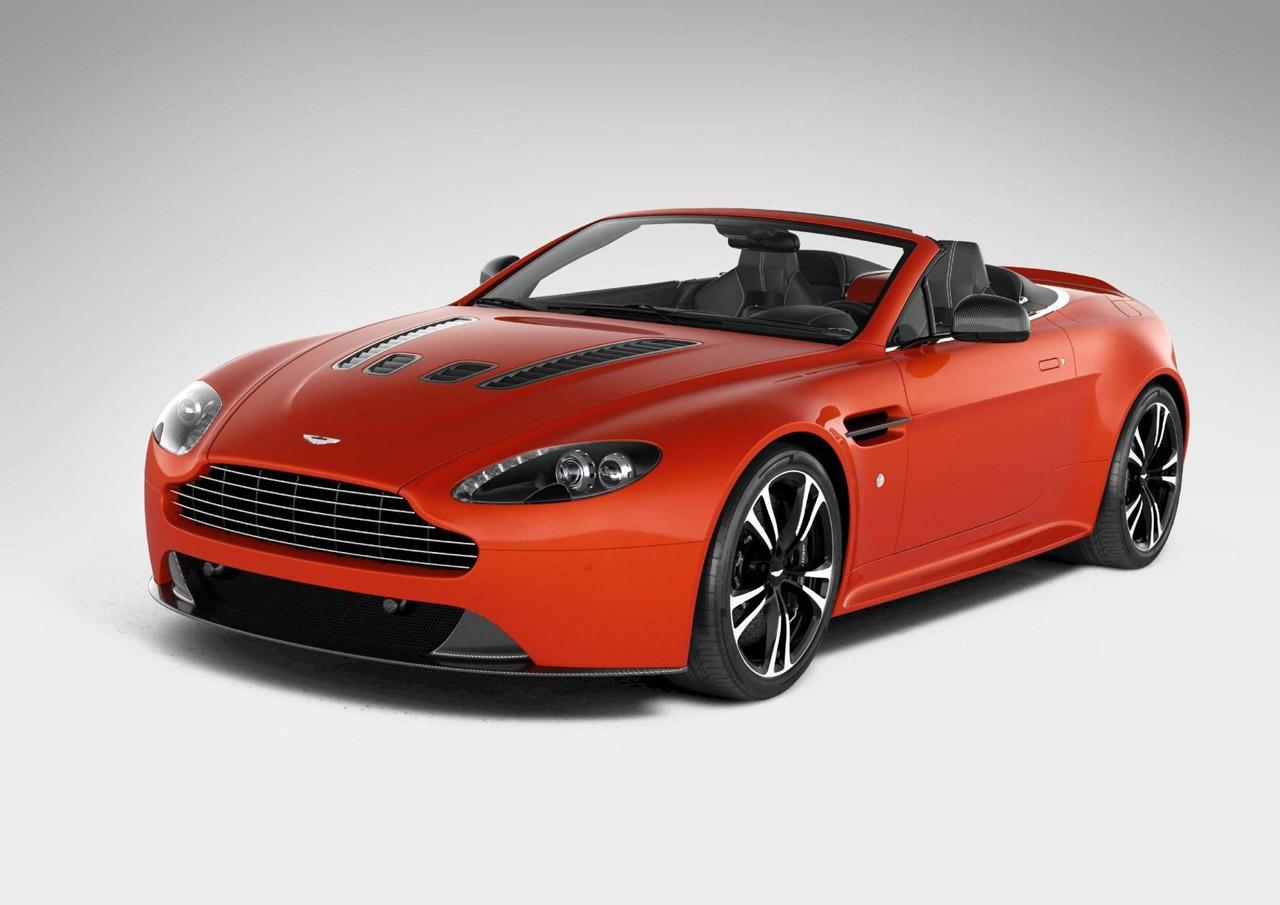 Aston Martin Vantage 2013 Photo - 1