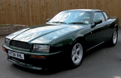 Aston Martin Virage 1990 Photo - 1