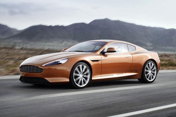 Aston Martin Virage 2012 Photo - 1