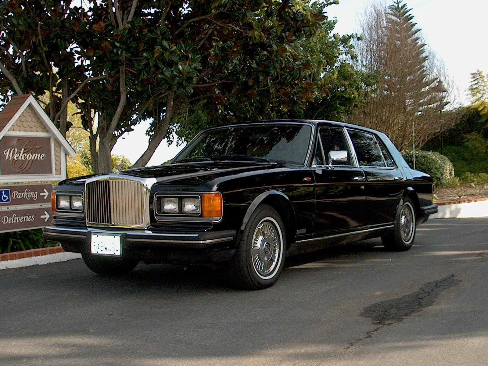 Bentley Mulsanne 1980 Photo - 1