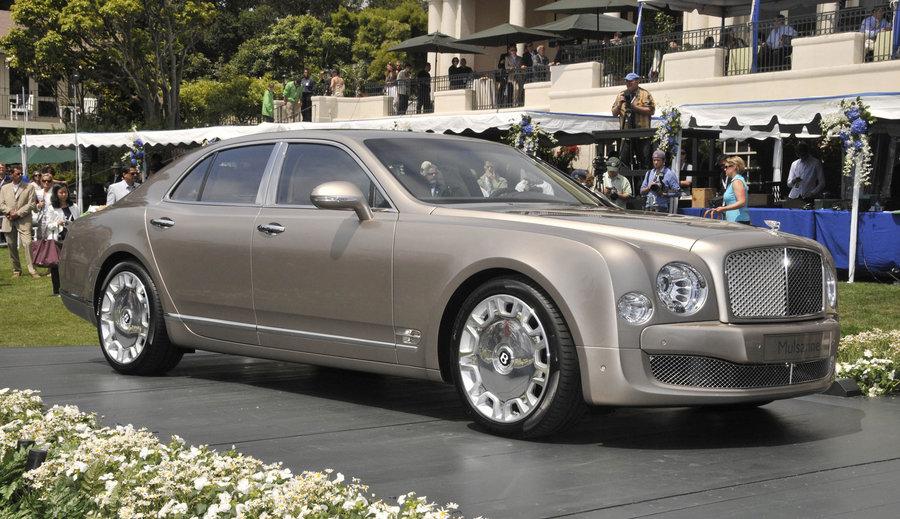 Bentley Mulsanne 2010 Photo - 1