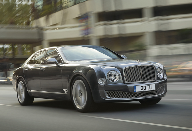 Bentley Mulsanne 2012 Photo - 1