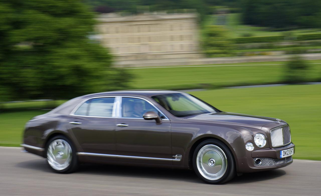 Bentley Mulsanne 2014 Photo - 1