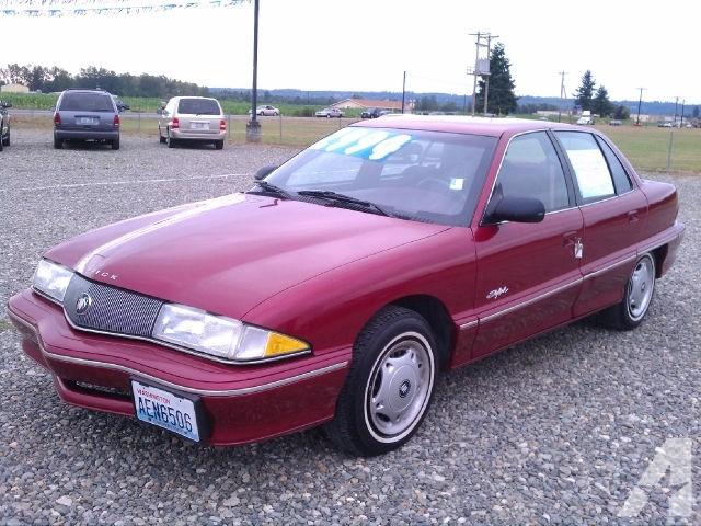 Buick Skylark 1992 Photo - 1