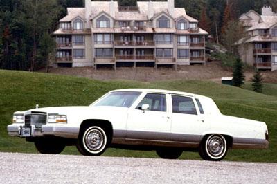 Cadillac Brougham 1989 Photo - 1