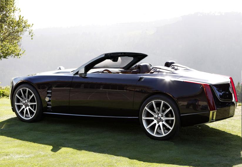 Cadillac XLR 2013 Photo - 1