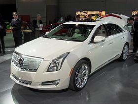 Cadillac XTS 2014 Photo - 1