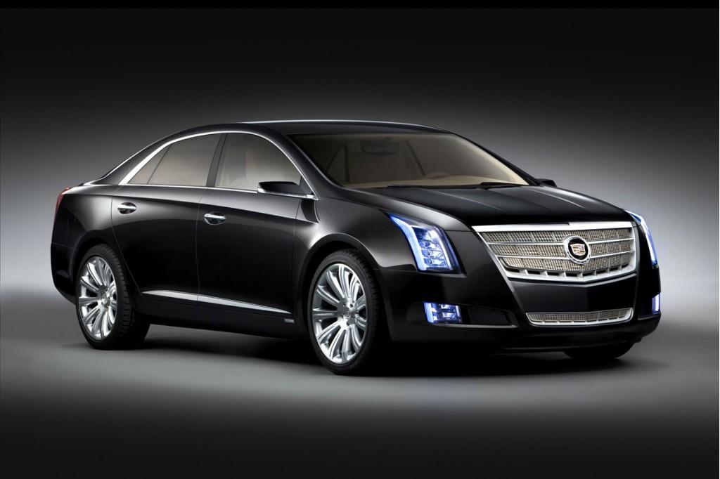 Cadillac XTS 2015 Photo - 1