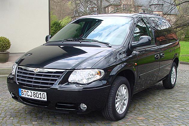 Chrysler Voyager 2007 Photo - 1