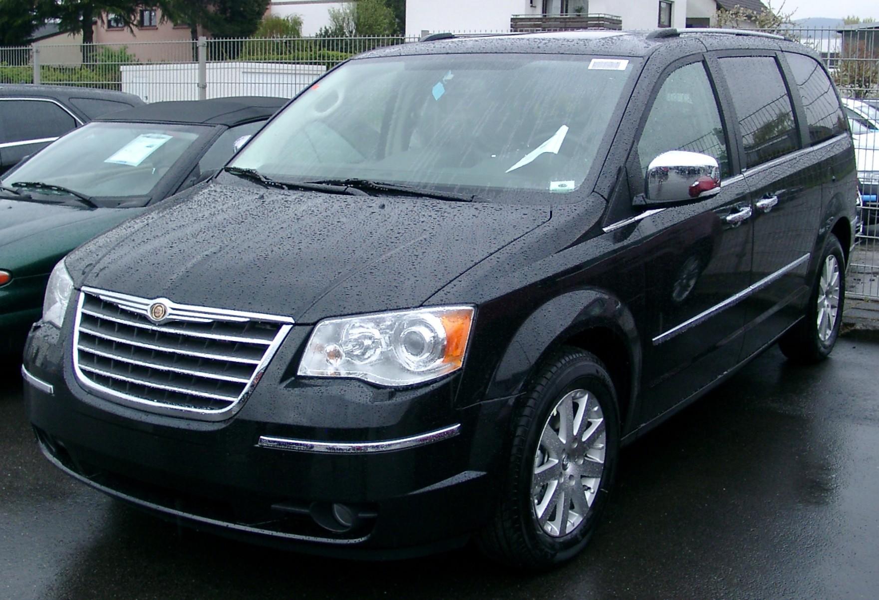 Chrysler Voyager 2008 Photo - 1