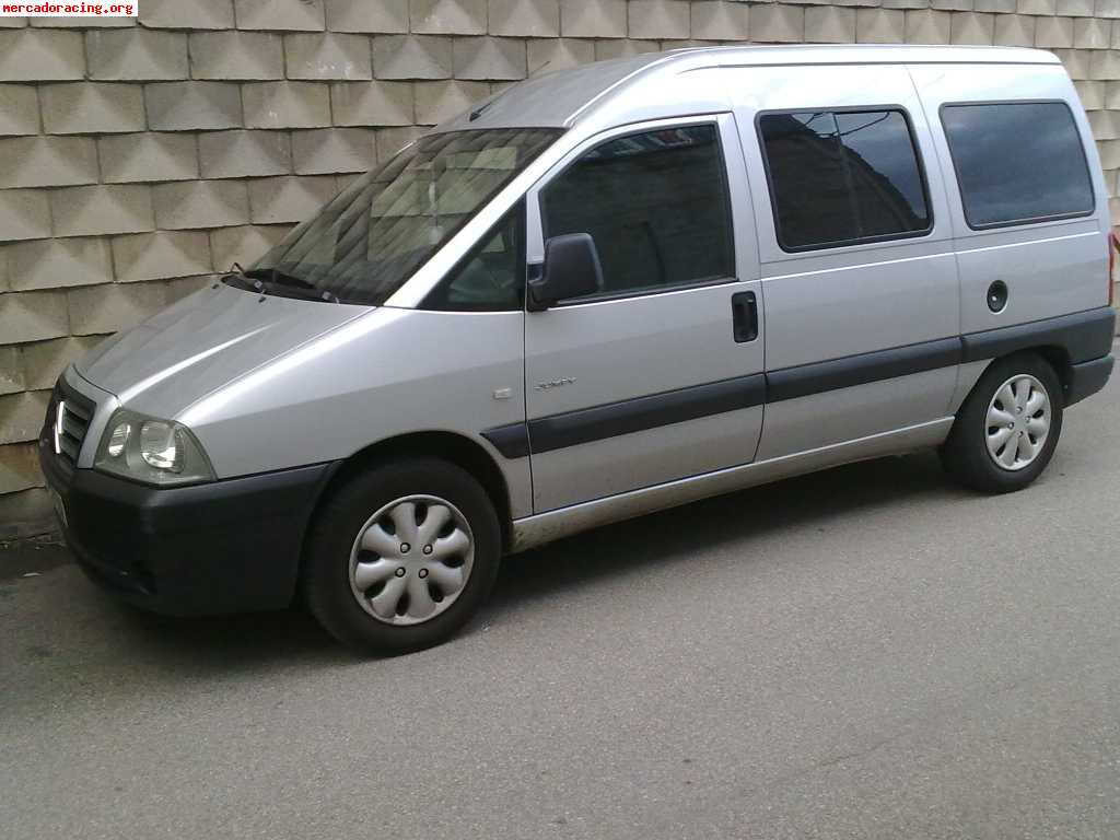 Citroen Jumpy 2006 Photo - 1